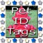 Double Side Engraved Pet ID Tag for Dog or Cat
