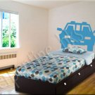 "SUV ""Headboard"" Wall Art Vinyl Decal Sticker Décor"