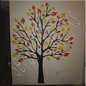 Large �Tree� Wall Décor Decal Sticker Wall Art Vinyl