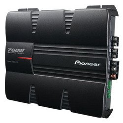PIONEER AUDIO 760 Watt 2-Channel Power Amplifier