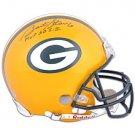 Green Bay Packers Bart Starr Autographed Super Bowl MVP Helmet
