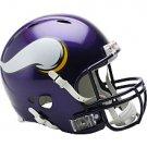 Minnesota Vikings Revolution Authentic Pro Helmet