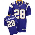 Minnesota Vikings Adrian Peterson Authentic Team Color Jersey