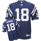 Indianapolis Colts Peyton Manning Authentic Team Color Jersey