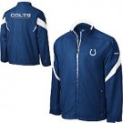 Indianapolis Colts Big & Tall Flatline Midweight Jacket
