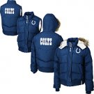 Indianapolis Colts Women's 4-in-1 Fan Coat