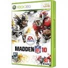 NFL Madden 2010- XBOX 360