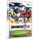 NFL Madden 2010- Nintendo Wii