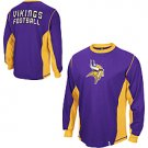 Minnesota Vikings Long Sleeve Downforce T-Shirt