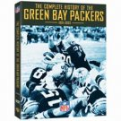 History of Green Bay Packers DVD Collection