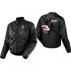 Earnhardt and Elvis Leather Jacket