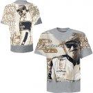 Dale Earnhardt Allover Print T-Shirt