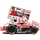 Tony Stewart 2009 Sprint Car Diecast 1:24