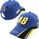 EXCLUSIVE Jimmie Johnson 2009 Sprint Cup Champion Hat