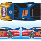 2009 MARCOS AMBROSE #47 KINGSFORD ELDORA DIRT LATE MODEL 1/24