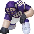 Minnesota Vikings Inflatable Bubba