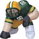 Green Bay Packers Inflatable Bubba