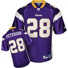Minnesota Vikings Adrian Peterson Youth Premier Team Color Jersey