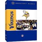 Minnesota Vikings 5 Greatest Games DVD