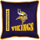 Minnesota Vikings Sideline Pillow