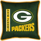 Green Bay Packers Sideline Pillow