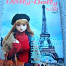 Dolly Dolly 20 by Mook japanese doll book pattern