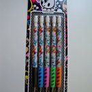 Simone Legno for Target 5 mechanical pencils tokidoki