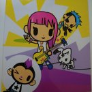 Simone Legno for Target 1&quot; binder tokidoki