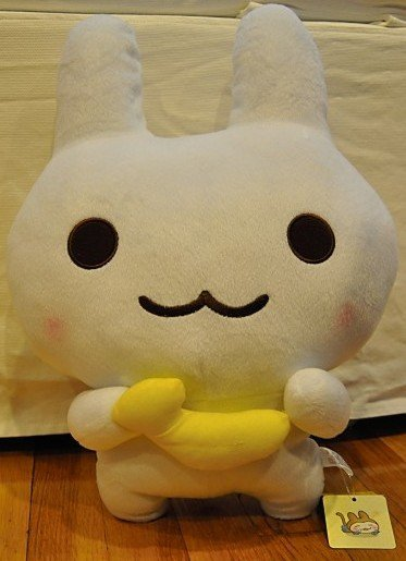 "Usaru-san anime 18"" plush bunny monkey usagi"