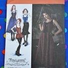 Simplicity 2757 Halloween Costume Sewing Pattern ArkiVestry Goth Size R5 14-22