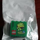 LEGO Exclusive Alien Conquest Collector Brick Limited Supply Rare 2011
