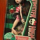 Monster High Skull Shores doll Draculaura Daughter of Dracula