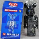 Be@rbrick S23 SF Fringe Bearbrick Mediacom Series 23 bear brick