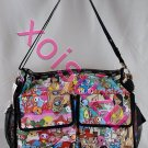 NEW Lesportsac for Tokidoki Cucciolo baby shoulder messenger bag spiaggia beach print