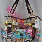 NEW Tokidoki zucca hand bag purse Pirata pirate print