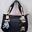 NEW Tokidoki Carezza Mezzanottte black zucca shoulder bag purse
