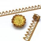 EK Success Gerber Daisy Dimensional flower Punch Large paper slim