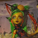 Monster High doll Scaris City of Frights Jinafire Long daughter of the chinese dragon