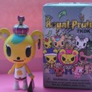 Tokidoki Royal Pride Gang vinyl toy figure TKDK Simone Legno savannah cat