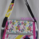 Simone Legno for Target Messenger Bag white dog puppy monkey white tokidoki