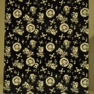 "Simone Legno for Target 1"" binder tokidoki black"