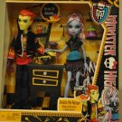 Monster High doll Home Ick Double the Recipe Abbey Bominable Heath Burns