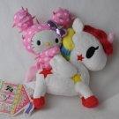Tokidoki x Hello Kitty Unicorno plush stellina unicorn pink doll cactus