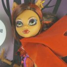 Monster High Story Clawdeen Wolf Doll Little Dead Riding Wolf