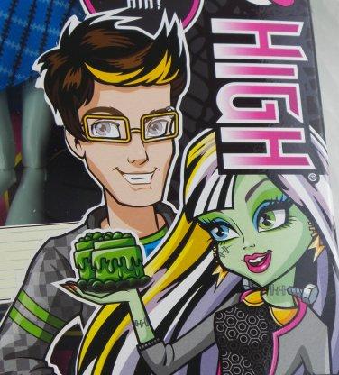 Monster High doll Picnic Casket Frankie Stein & Jackson Jekyll set