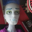 Monster High Ghoul Spirit Sloman Slo Mo Mortavitch doll - son of a zombie