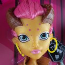 Monster High ONE (1) Loose Gilda Goldstag doll We Are #1 Student Disembody Council
