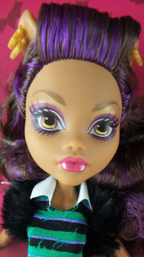 Monster High ONE (1) Loose Clawdeen Wolf doll from A Pack of Trouble set