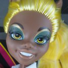 Monster High ONE (1) Loose Clawdia Wolf doll from A Pack of Trouble set