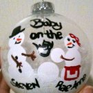Baby on the Way Ornament